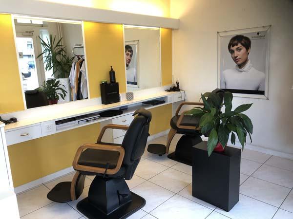 Salon de coiffure Grand Pré Genève