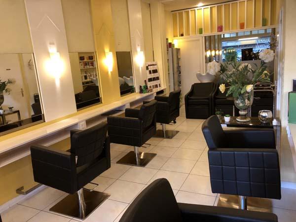 Salon de coiffure proche Nation Genève